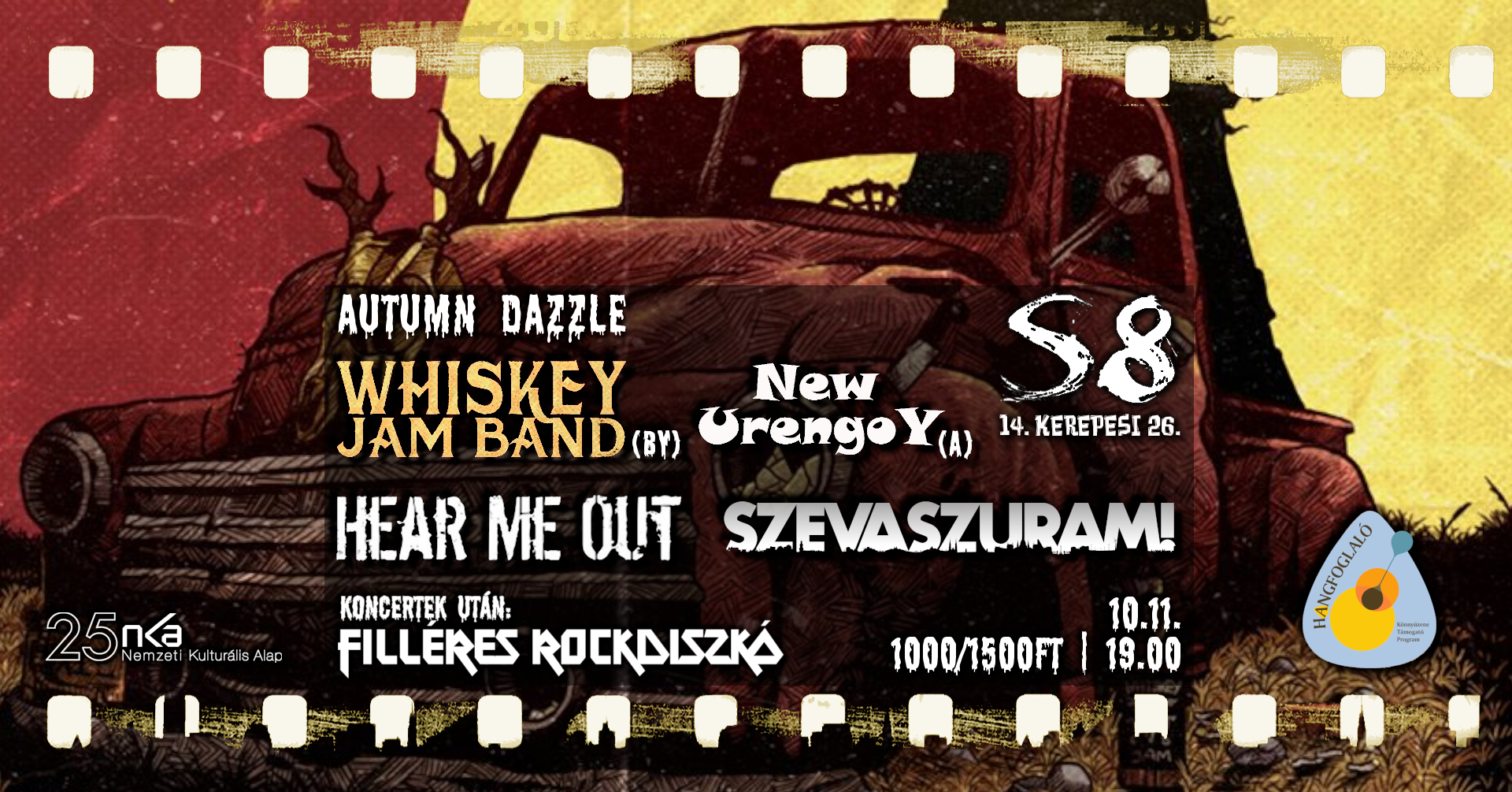 Autumn Dazzle - S8 RED I WhiskeyJamBand [BY] I New UrengoY [A]