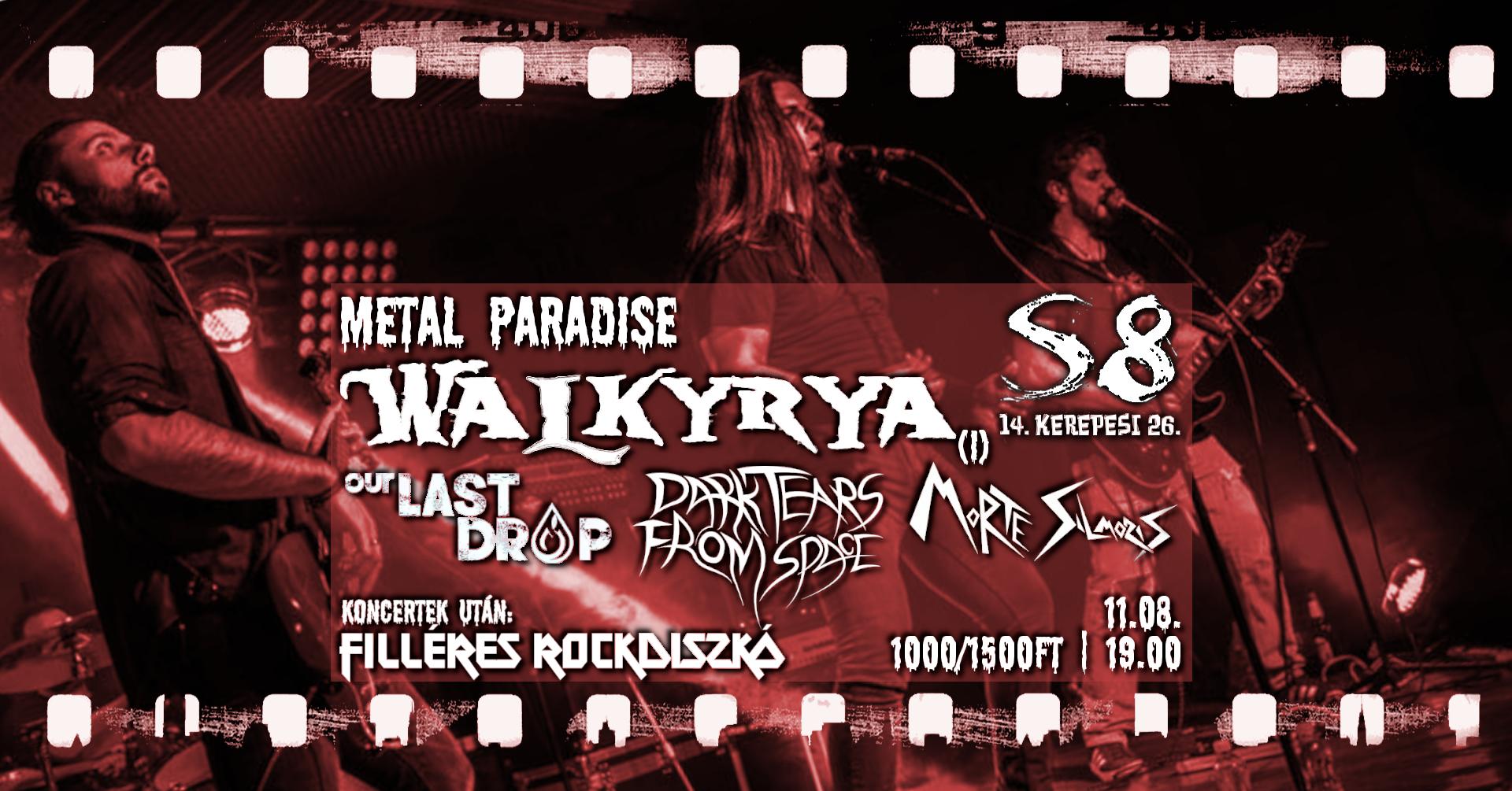 Metal Paradise - Walkyrya [I]