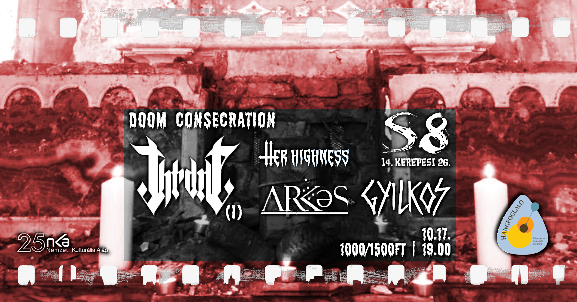 Doom Consecration - Throne [I]