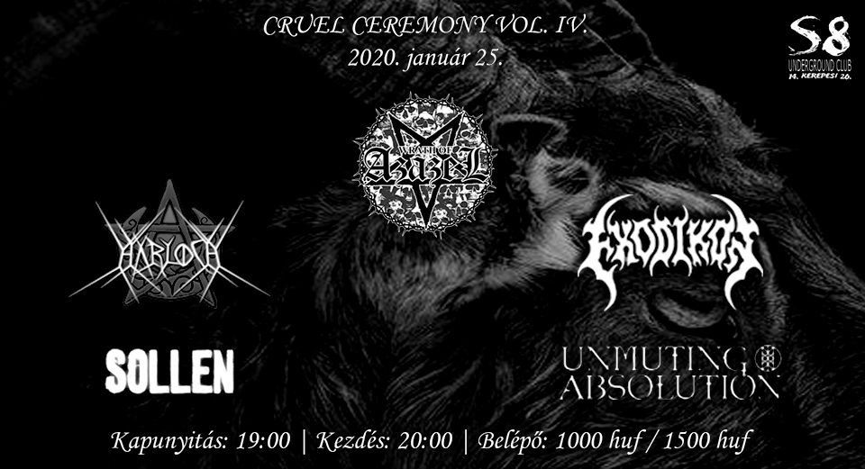 Cruel Ceremony vol. IV.