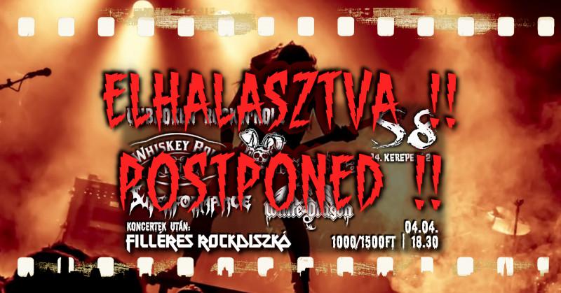 ELHALASZTVA! - Unbroken Rock'n'roll