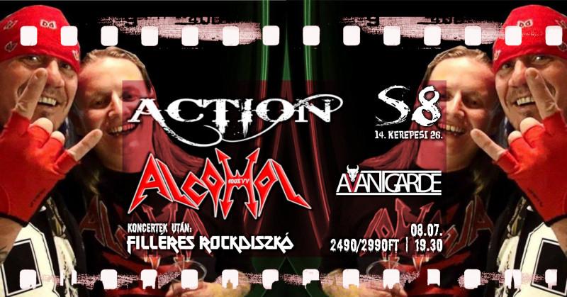 Action I Alcohol I Avantgarde