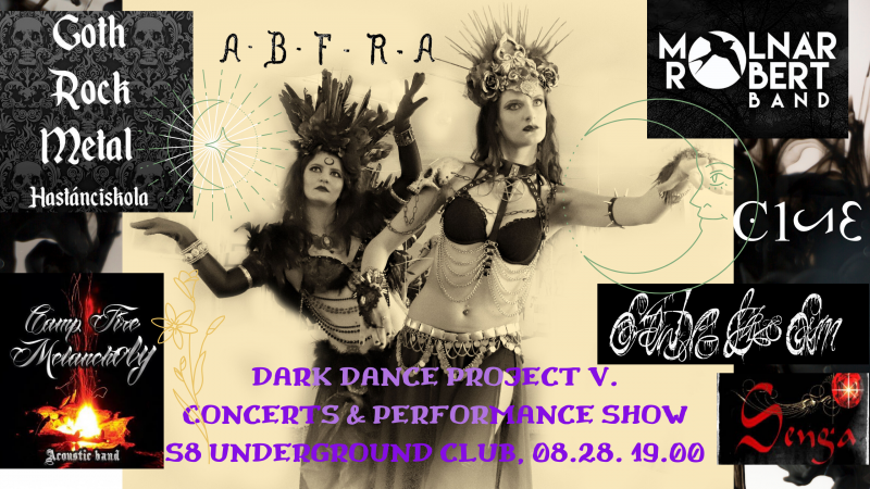 Dark Dance Project V.