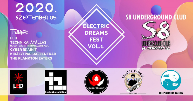 Electric Dreams Fest Vol.1.