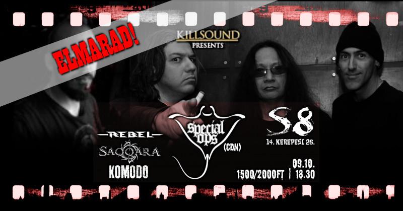 -ELMARAD!- Special Ops [CDN] I Rebel I Saqqara I Komodo - S8