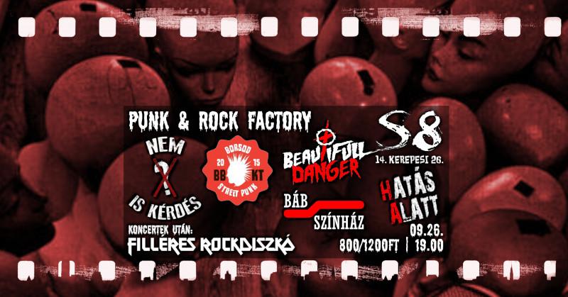 Punk & Rock Factory