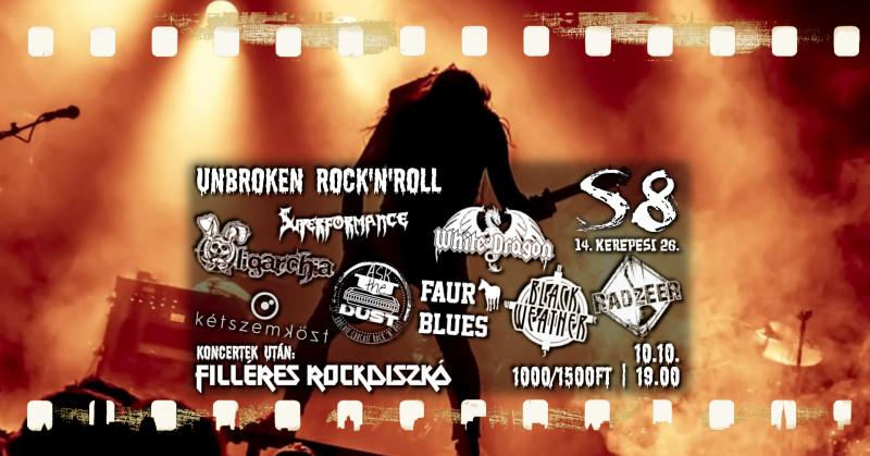 Unbroken Rock'n'roll