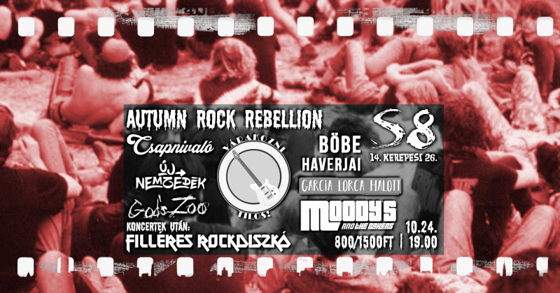 Autumn Rock Rebellion