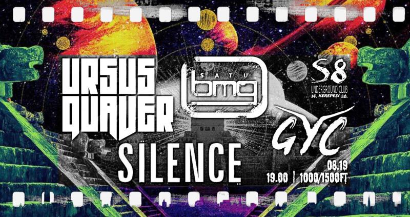 Ursus Quaver | Guyachild | Silence | Satu BMG
