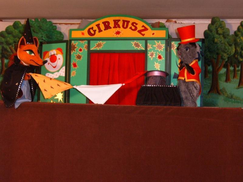 Cirkusz a Meseerdőben