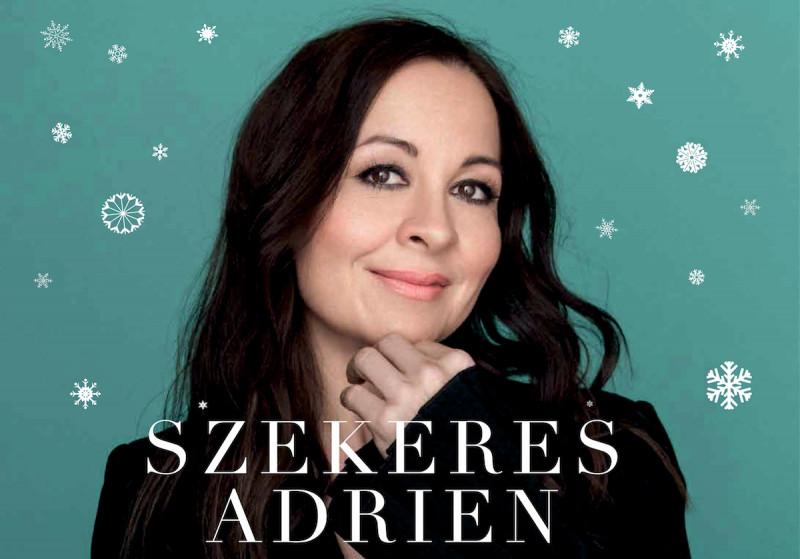 Karácsonyra hangolva - Szekeres Adrien koncert