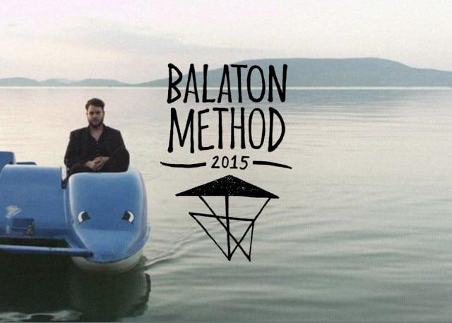 Könnyűzenei kertmozi: Balaton Method