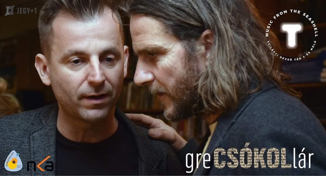 greCSÓKOLlár-est (felvételről) // TRIP WebSzínház