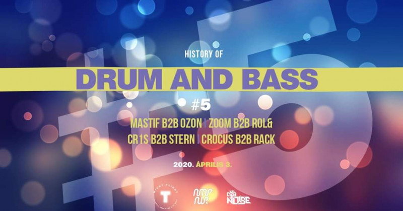 History of Drum and Bass