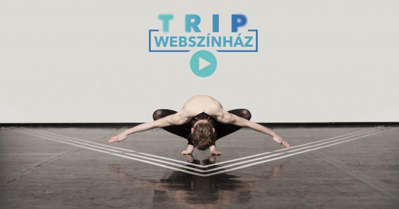 Góbi Rita Társulat: Reptében (felvételről) // TRIP WebSzínház
