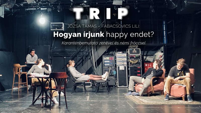 Első Magyar Karantén-színház - Hogyan írjunk happy endet?