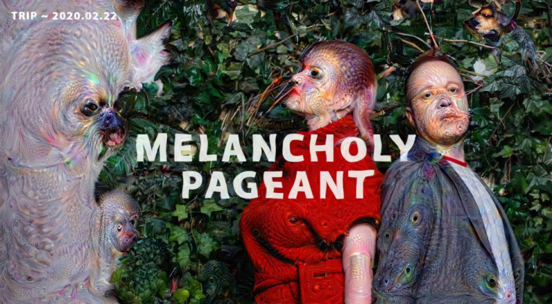 Melancholy Pageant: Imitation + outstand + Anton Vezuv