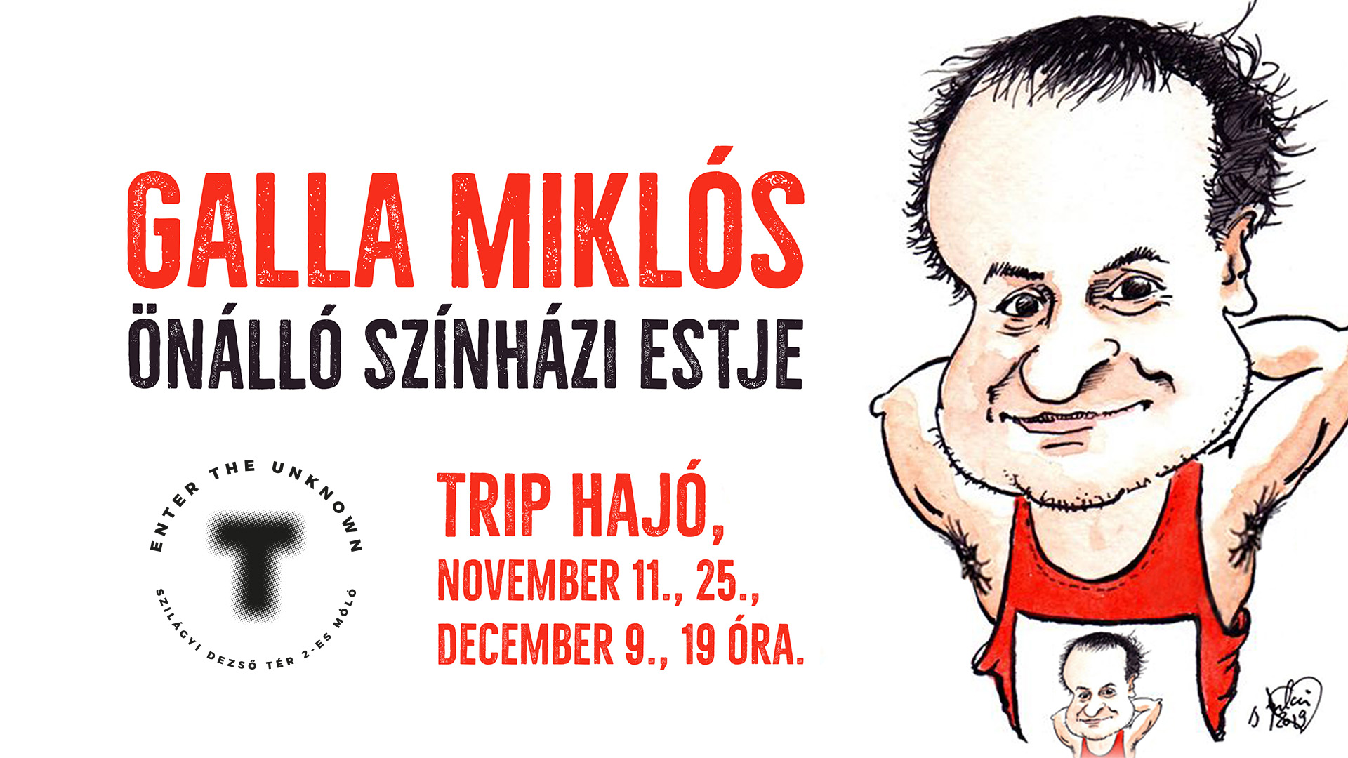 Galla Miklós Önálló Színházi Estje
