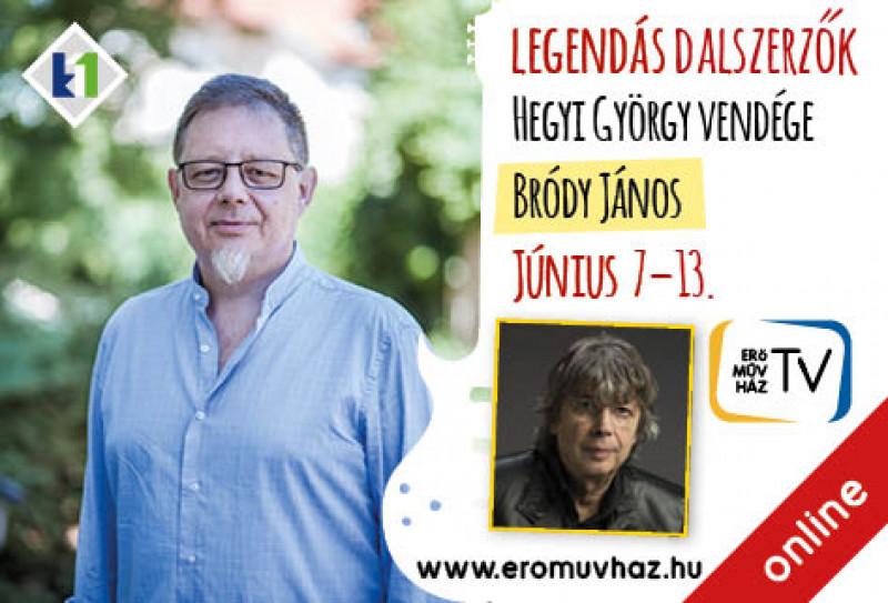 Legendás Dalszerzők -  Bródy János
