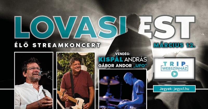 Lovasi Est // TRIP WebSzínház