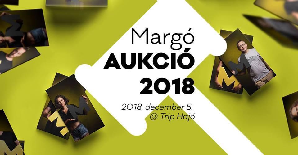 MARGÓ jótékonysági aukció 2018