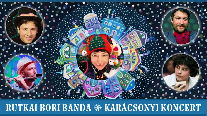 Rutkai Bori Banda: Kiskarácsony (felvételről) // TRIP WebSzínház