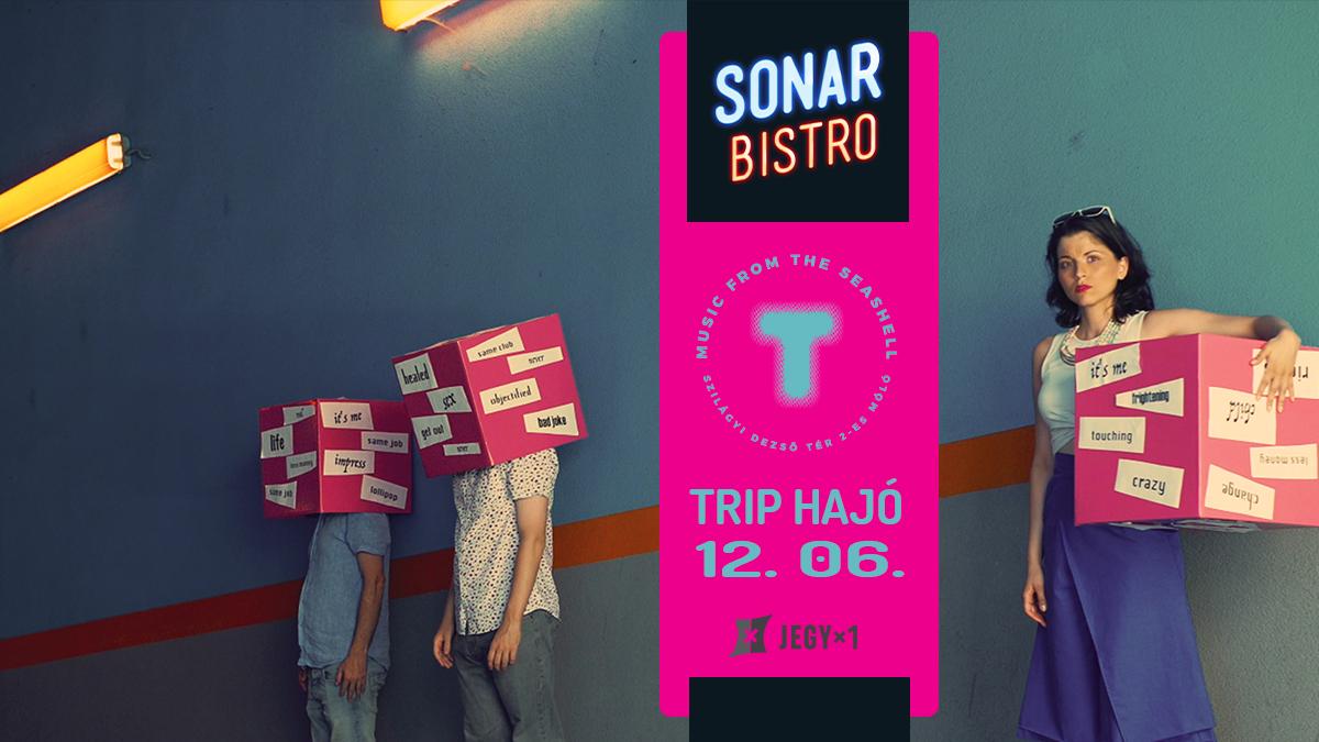 Sonar Bistro - Girls' Night Out lemezbemutató, vendég: CéAnne akusztik
