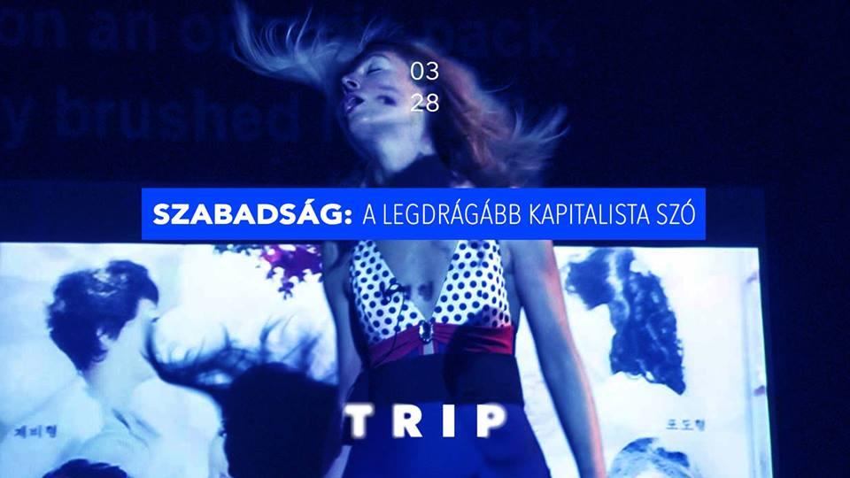 Szabadság: a legdrágább kapitalista szó (Bitef teatar, Belgrád)