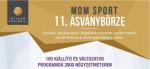 11. Lelkes ÁsványBörze a MoM Sportban (Október 3, vasárnap)