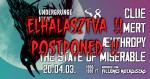 ELHALASZTVA! - Undergrunge Night - Clue I Mert I Aenthropy I The State of Miserable