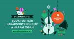 Budapest Bár Karácsonyi koncert a nappalidban (rögzített előadás)