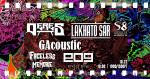 End Of Nine | Lakható Sár | Deres | Faceless Memories | GAcoustic