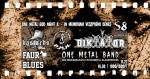 One Metal God Night II. - Diktátor | Bastards | HallucinatorZ | P.M.H. | Faur Blues