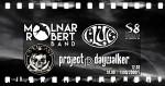 Molnár Róbert Band | Clue | Overcast | Project Daywalker