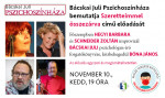 Bácskai Juli Pszichoszínháza november
