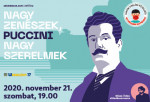 Nagyzenészek, nagy szerelmek: Puccini - Bősze Ádám előadása