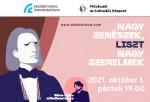 Nagy zenészek, nagy szerelmek - Liszt Ferenc