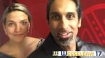 Lackfi Dorottya és Sinha Róbert zenés estje