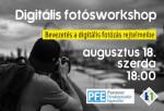 Digitális fotoworkshop