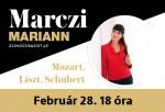 Marczi Mariann zongoraestje