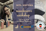 Zero Worries - Maszkvarró workshop