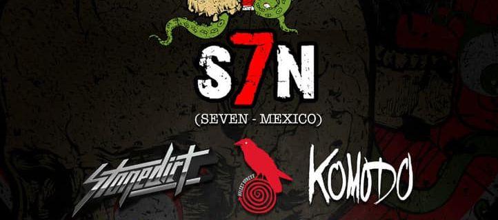 S7N [MEX] I Stonedirt I The Fleet Street I Komodo