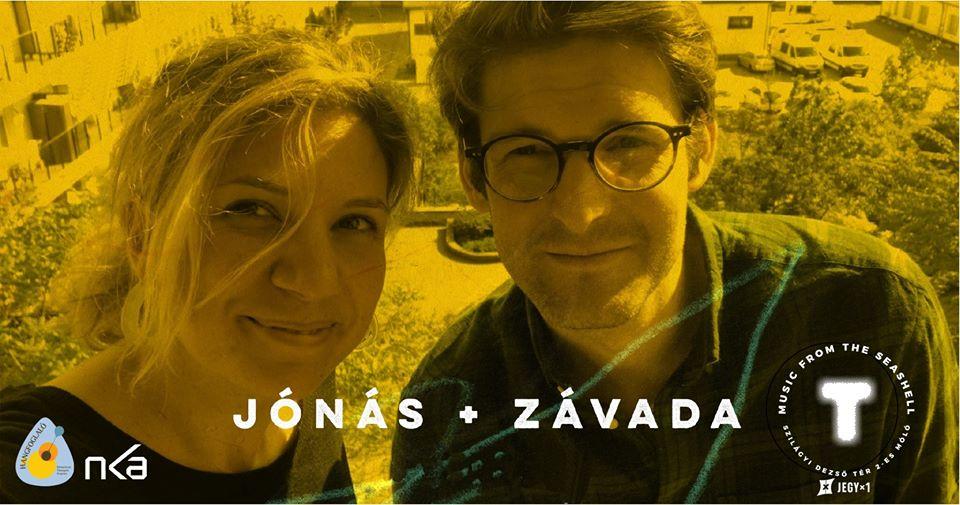 Jónás Vera és Závada Péter