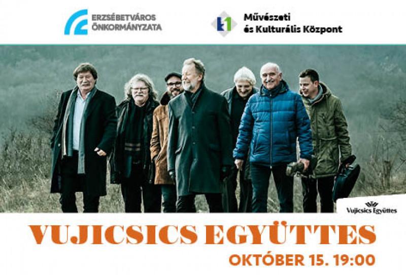 Vujicsics Együttes koncertje